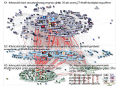#DSMPublicidad OR @escuelamktweb Twitter NodeXL SNA Map and Report for Tuesday, 26 January 2021 at 1